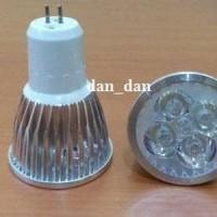 Jual  lampu sorot halogen led mr 16 model tusuk 5 watt T3009 Murah