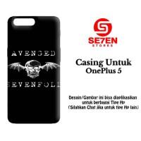 harga Casing One Plus 5 Avenged Sevenfold Custom Hard Case Tokopedia.com