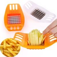 Potato Cutter / Slicer Chopper French Fries / Pemotong Kentang Pisau