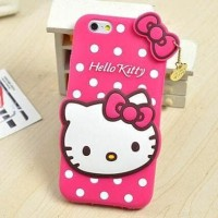 Jual Case 4 Hello Kitty Cuties Xiaomi Redmi 3X Karakter softsilicon  Murah