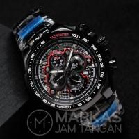 Jam Tangan Pria Casio Edifice EF-554 Chronograph Stainless Steel