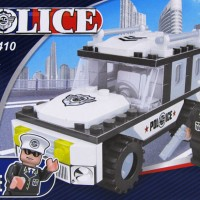 Jual Lego Police tipe 23410 merek ausini (kualitas top)  Murah