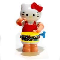 Jual Mainan Anak Hello Kitty Ketuk Drum - Boneka Hello Kitty Tambur  Murah