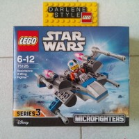 Jual LEGO Resistance X-Wing Fighter 75125 Star Wars  Murah