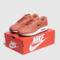 Sepatu Sneakers Nike Air Max 1 Jewel Premium-Red White