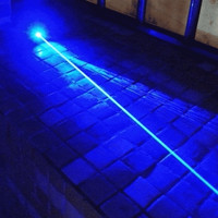 promo High Power Blue Laser Pointer Sinar Biru 1000MW Lebih Terang dan
