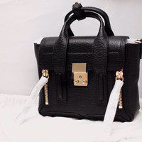phillip lim mini pashli black ghw