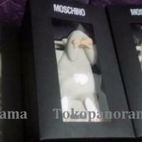 diskon Casing Moschino Rabbit Kelinci HP Iphone 5 3D Case Sarung