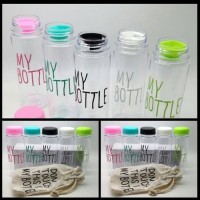 Jual MY BOTTLE / Infused water / Botol minum Bahan plastik Murah