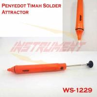 Jual Penyedot Timah Solder Atraktor Desoldering Pump WINNER 1229 Attractor Murah
