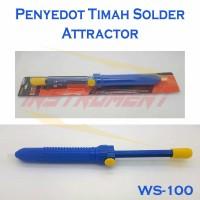 Jual Penyedot Timah Solder Atraktor Desoldering Pump WINNER 100 Attractor Murah