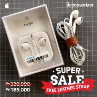 Jual Original Headset Earphone Apple EarPods iPhone 5 5s 6 6s Murah