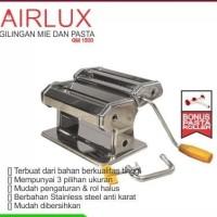 harga Airlux Gilingan Mie~molen~kulit Pangsit~pasta Maker Tokopedia.com