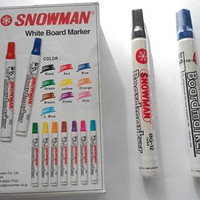 Jual Spidol Snowman BG-12 Whiteboard Murah