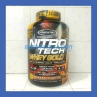 Muscletech Nitro Tech Whey Gold 6 Lbs / 6lb 6lbs isolate lb nitrotech