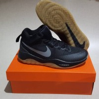 Sepatu Basket New Nike Zoom Hyperrev 2017 ( Black )