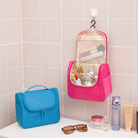 Jual PROMO #107 New Korean Toiletries Bag Tas kosmetik & alat mandi travel  Murah