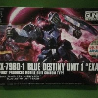 HGUC 1/144 Blue Destiny Unit 1 EXAM - HG Bandai