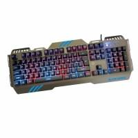 Jual Rexus  Battlefire KX1 Backlight Semi Mechanical Keyboard Gaming Murah