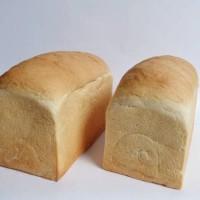 Roti Tawar/Panggang/Bakar Lembut Tanpa Pengawet