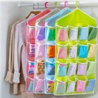 Jual Organizer K900 NEW Korean underwear pouch Pouch 16 sekat u LS Murah