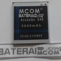 Jual Baterai Double Power ZTE Acces Go AccesGo 4E A4E Mcom 5000Mah Murah