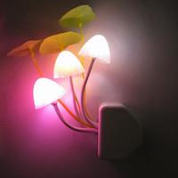 Jual Lampu tidur malam berbentuk jamur Mushroom night light  Murah