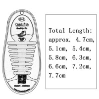 Jual tali sepatu silicone / tali sepatu silikon collnice pink Murah