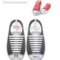 Jual tali sepatu silicone / tali sepatu silikon Murah