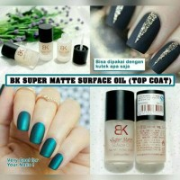 BK TOP COAT SUPER MATTE