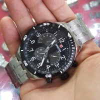 Jual Jam Tangan Pria Expedition E6720 Silver Black Original Murah Murah