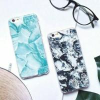 Jual IPHONE 7 - MARBLE JELLY CASE Harga Distributor Murah