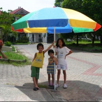 Jual Termurah Payung Cafe Pantai Jualan - Payung Tenda Parasol 180cm Murah