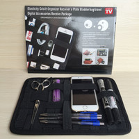 Jual GRID-IT Digital organizer menyimpan charger usb hp pulpen mouse KHE033 Murah