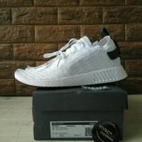 d172449fc Sepatu Adidas NMD R2 WHITE BNIB. PREMIUM SNEAKER