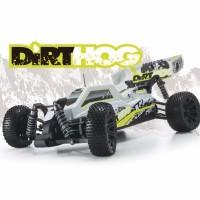 PALING DI CARI RC Mobil Remote Kyosho 1 10 Fazer Dirt Hog Yellow 4WD