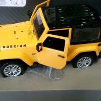 PALING DI CARI RC Car Jeep Wrangler Rubicon 1 14 Bisa buka tutup pint