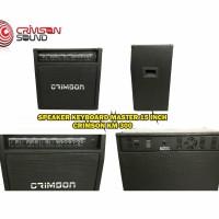 harga Amplifier Keyboard 15 Inch Crimson Km 300 Tokopedia.com