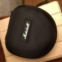 Marshall Hard Case Box Headphone Bag Tas