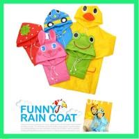 Jual JAS HUJAN ANAK PONCHO ANAK CHILDREN RAIN COAT KIDS RAIN COAT 3-7 TAHUN Murah