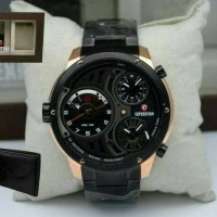 Jual EXPEDITION WATCH ORIGINAL FOR MEN CHAIN STRAP TRIPLE TIME Murah