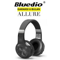 Bluedio H+ Turbine Hurricane Headphone Bass Bluetooth Micro SD n Radio