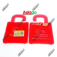 R-SIM / RSIM 10 UNLOCK IPHONE 4S / 5 / 5S / 6 (IOS 10)
