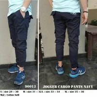 Jual x06 Jogger cargo pants cappucino matt cotton twil Murah