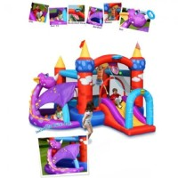 Jual HAPPY HOP CASTLE BOUNCER (9022) Murah