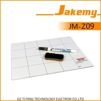Jual Jakemy Magnetic Mat Pad with Erasable Marking Pen & Brush - JM-Z09 Murah