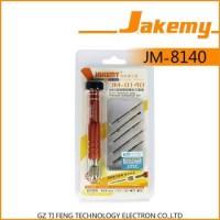 Jual Jakemy 6 in 1 Screwdrivers Repair Tool Kit for Smartphone - JM-8140 Murah