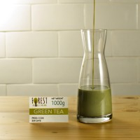 Bubuk Minuman MATCHA GREEN TEA Powder - FOREST Bubble Drink