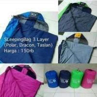Jual Sleeping bag 3 layer Murah Murah