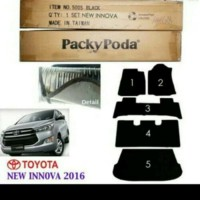 KARPET SET KARET MOBIL ALL NEW INNOVA 2016 / REBORN
